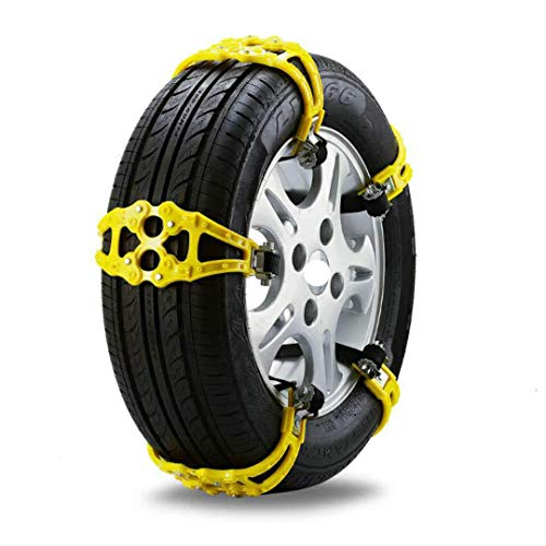 LQZHP - Catena da Neve Universale per Pneumatici di Auto, Camion, SUV, Stradale, Neve, per Sicurezza