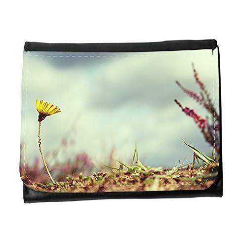 Portemonnaie Geldbörse Brieftasche // M00312792 Blume Absenkbetrieb Victor Natur // Small Size Wallet