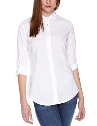 Replay Women's  Long - regularBlouse White 1