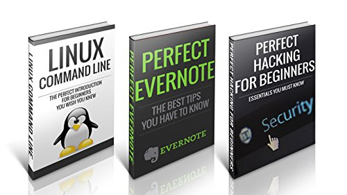 Hacking, Evernote and Linux Secrets: Hacking Essentials