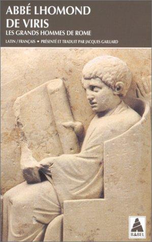 De Viris : Les Grands Hommes de Rome