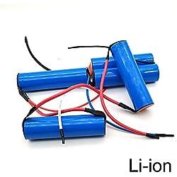 3000mAh pour aspirateur Electrolux 18V Li-ion ZB2941 ZB2904X ZB2942 ZB2943 Type NV144NIBRC aspirateur