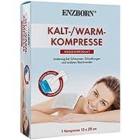 Preisvergleich für ENZBORN Kalt-Warm-Kompresse 12 x 29 cm.