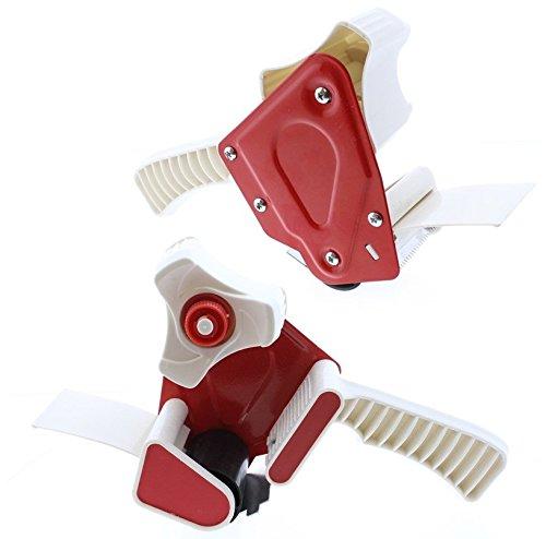 Klebebandabroller manuell 2-Zoll bis 56mm mit Pistolengriff