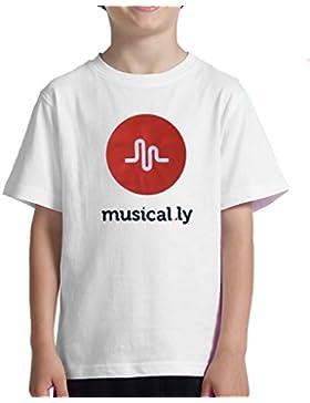 Camiseta de Niño Musical.LY