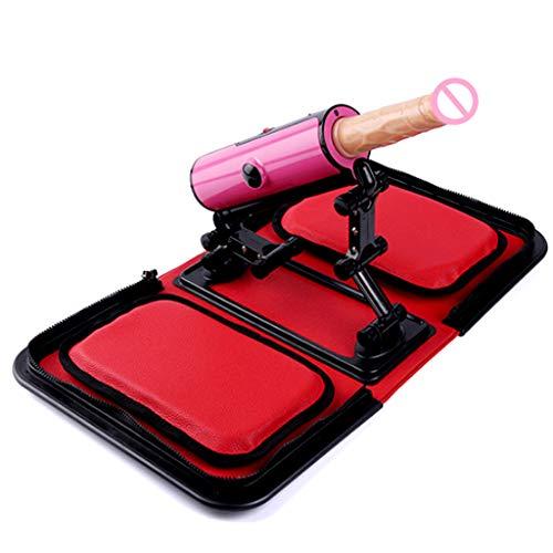 TINGSHOP Schaukel Vibrationspistole Maschine Faltbare Handtasche Form Automatische stoßenden Erwachsenen Massagegerät Einfach zu ()