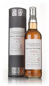 Auchroisk 8 Year Old 2009 - Hepburn's Choice Single Malt Whisky by Auchroisk