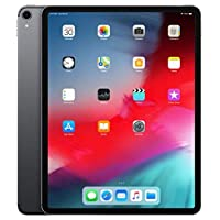 "Apple iPad Pro 12.9"" (2018 - 3rd Gen), Wi-Fi + Cellular, 64GB, Space Gray [Without Facetime]"