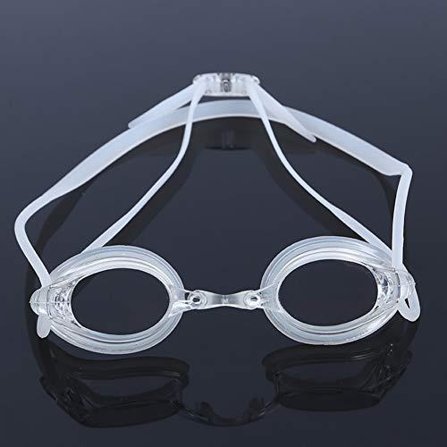 Li Kun Peng Schutzbrille Siamese Earplugs Big Box Plating Buntes verstellbares Silikagel wasserdichte Anti-Fog Anti-UV-Flache Schutzbrille,D