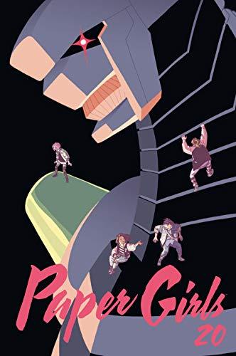 Paper Girls nº 20 (Independientes USA) por Brian K.%Vaughan