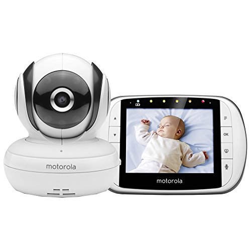 Motorola MBP 36SC Video Babyphone,...