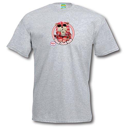 Adulys Bagpuss Coolcat T-Shirt, Grey - S, M, XL