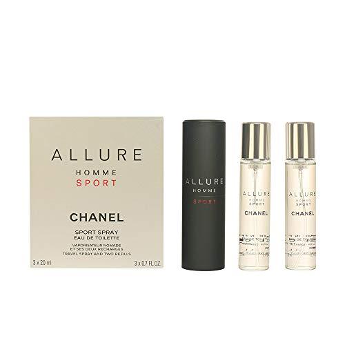 Chanel - Allure homme sport Eau de Toilette 3 x 20 ml Dampf