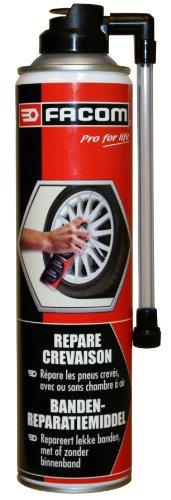 Facom 006080 Tyre Kit Reifenreparaturspray, 400 ml