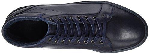 Bianco Herren Warm High Top 66-71439 Combat Boots Blau (Navy Blue/30)