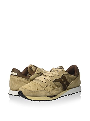 SAUCONY uomo sneakers basse S70124-34 DXN TRAINER Bejge - marrone