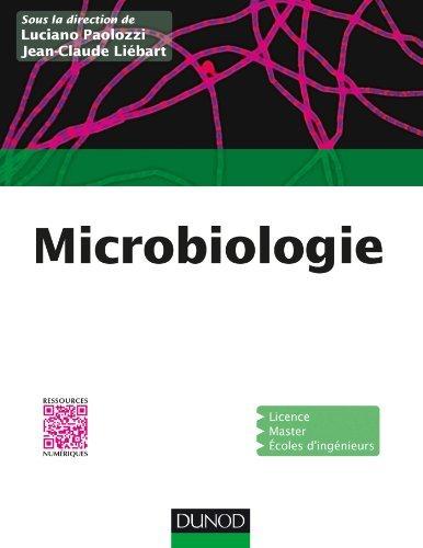 Microbiologie de Luciano Paolozzi (22 avril 2015) Poche