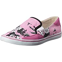Puma Women's Match Slip On Wn Pink Boat Shoes - 5 UK/India (38 EU) (36449603)