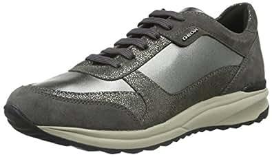 9f4bbb7fa6fd9 Geox Damen D Airell C Sneakers  Amazon.de  Schuhe   Handtaschen