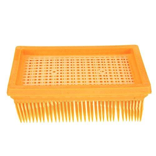 KUNSE Flach-Pliated-Filter Passend Für Karcher Nass-/Trocken Vakuum Mv4 Mv5 Mv6