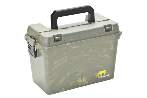 Plano 1612 Deep Water Resistant Box Campo con Sollevare il vassoio