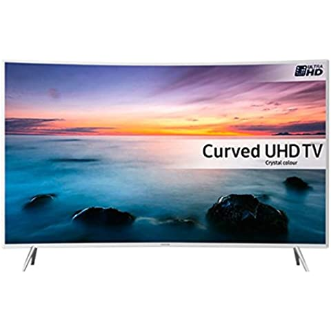 Samsung  - Tv led curvo 49''  ue49ku6510 uhd 4k hdr, 1600 hz pqi y smart tv