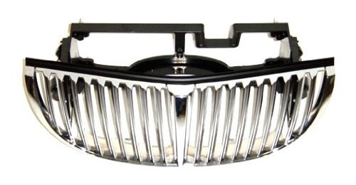 oe-replacement-lincoln-town-car-grille-assembly-partslink-number-fo1200349-by-multiple-manufacturers