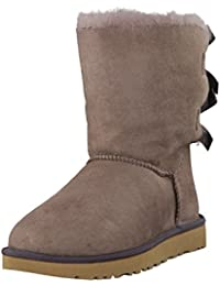 UGG Schuhe - Boot BAILEY BOW II 1016225 - stormy grey, Größe:39