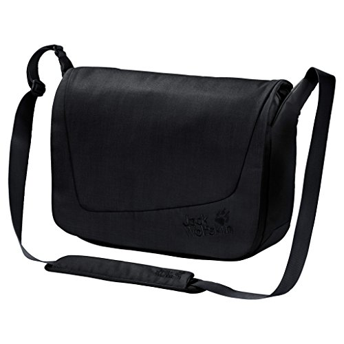 Jack Wolfskin Daypacks & Bags Surry Hill Borsa a tracolla 45 cm scomparto Laptop Black