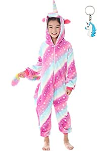 Landove Pijama Unicornio Niña Niño