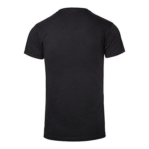Marvel Deadpool Target Practice T Shirt (Schwarz) Schwarz