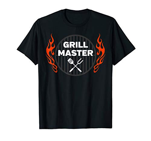 Grill Master  T-Shirt - Master Chef Gas Grill