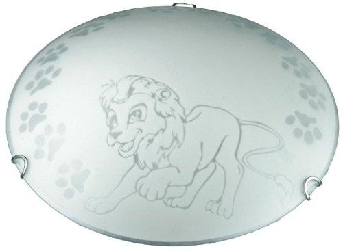 Kinderlampe Leuchte Lampe Deckenleuchte Design Kinderleuchte Löwe ESTO Kelly 50052