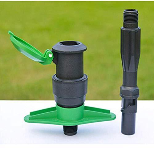 EgBert Dn20 Dn25 Wasserventilator Externe Gewindebewässerungsbewässerung Fast Connection Schnell-Couping-Adapter Schnellwasser-Einnahme - 3