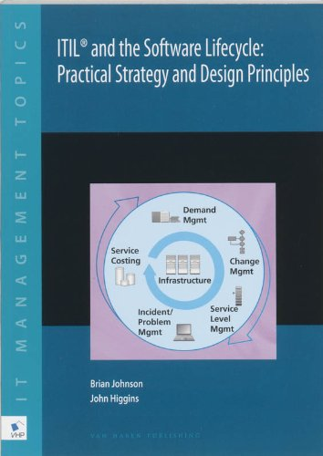 ITIL and the Software Lifecycle: Practice Strategy and Design Principles (IT Management Topics) por Brian Johnson