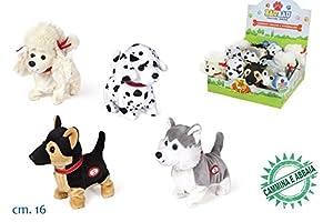 De.Car 2 S.R.L Baby Perro Camina/ladra CM.1625152,, 866100