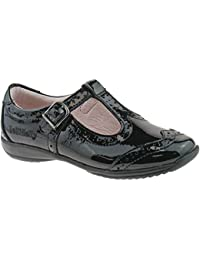 Lelli Kelly LK8216 (DB01) Jennette Black Patent T-Bar School Shoes F Width 6c3f70ffdf2