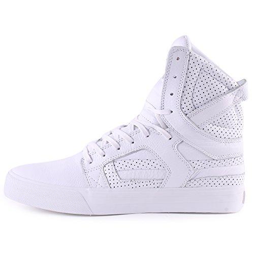 Supra Skytop II chaussures white