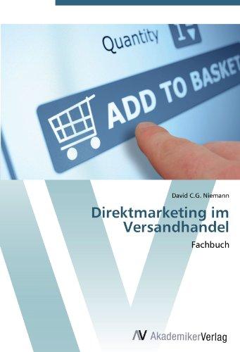 Direktmarketing im Versandhandel: Fachbuch