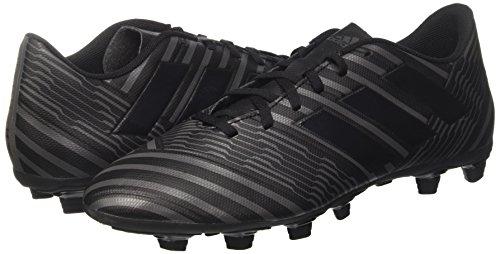 adidas Men   s Nemeziz 17 4 Fxg Footbal Shoes  Black  Core Black core Black utility Black   11 UK