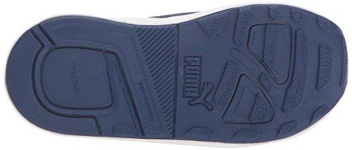 PUMA Baby Kids Trinomic Boot Sneaker  Lapis Blue-Blue Depths  9 M US Toddler