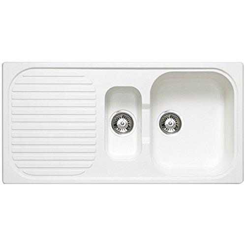 White Kitchen Sink White kitchen sink amazon astracast msk 15 composite white kitchen sink workwithnaturefo