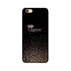 huge discount 8796d 5e7d7 theStyleO Designer Printed Back Cover For Oppo F3 - Queen Girls