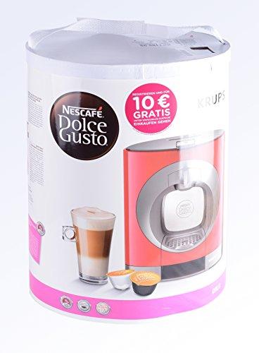 NESCAFÉ DOLCE GUSTO Oblo KP1101 Macchina per Caffè Espresso e altre bevande Manuale White di Krups 5
