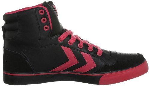 hummel Stadil High CPH, Baskets mode mixte adulte Noir-TR-J4-26