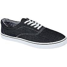 LD Outlet - Zapatillas de skateboarding para hombre