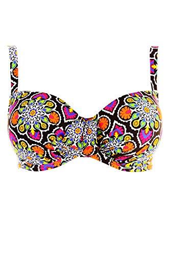 40b5d8ef3ff5 Antigel La Mandala des Iles Bikini Bandeau BH F-G Cup Noir 70G