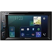 Pioneer AVH-Z2000BT 2DIN Autoradio | 6,2 Zoll Clear-Type-Touchscreen | Bluetooth | Apple CarPlay | Waze | Navigation | AppRadio | Freisprecheinrichtung | Media-Receiver für Audio Video CD DVD USB