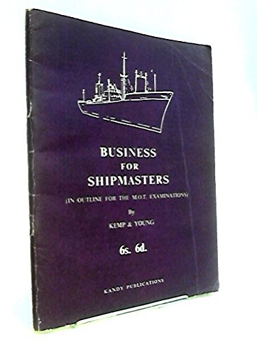 Business for Shipmasters
