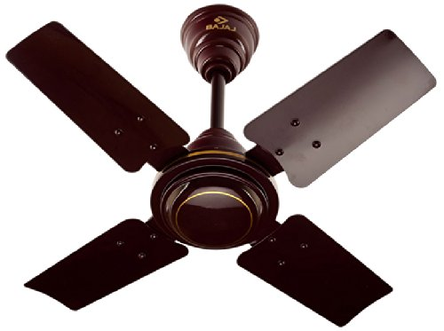 Bajaj Maxima 600 mm Ceiling Fan (Brown)  available at amazon for Rs.1429